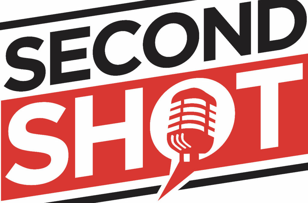 I'm joining the Second Shot podcast! (And explaining to you what podcasting is all about!)